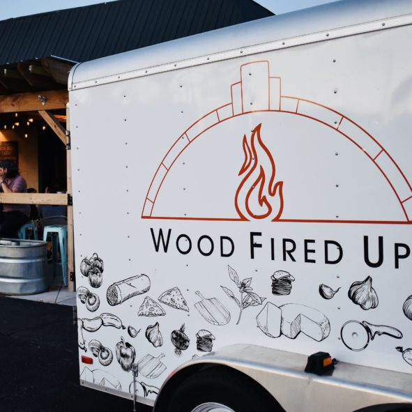 Wood Fired Up at Detroit Fleat