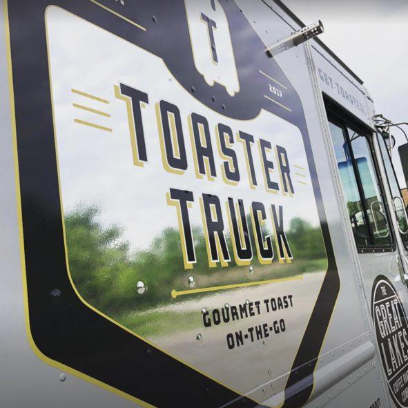 Toaster Truck Detroit Serves Brunch At Detroit Fleat